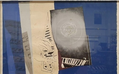 Ceri Richards (Welsh 1903-1971) Limited edition lithograph...