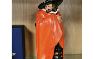 HN98 Royal Doulton Guy Fawkes Figure - 1930's by Charles Nok...