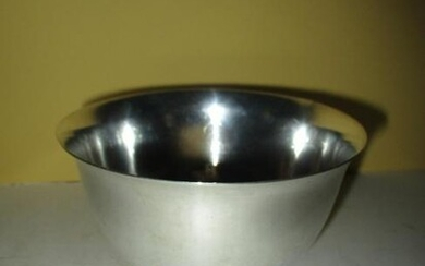 Small Paul Revere Style Sterling Bowl