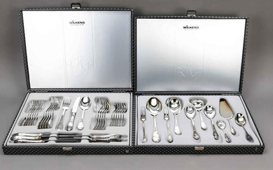 Cutlery for six persons, Germ