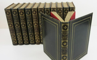 Robert Burns' Works, 1 of Only 17 Sets Finely