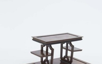 coffee table attributed to Gio Ponti , 1930s